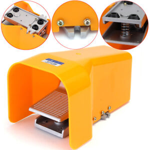 Pneumatischer Fußschalter Druckluft Fußventil für Strahlkabinen 420-1200 Liter