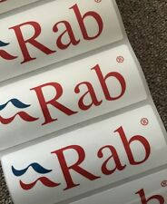 Rab Clothing Sticker Outdoors Adventure Hiking
