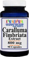 CARALLUMA Fimbriata 800 mg (10:1)RATIO Appetite Suppressant Weight Loss 90 Caps
