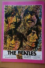 The Beatles Shea Stadium - Mistery Tour Japanese Movie Program Pamphlet 1977