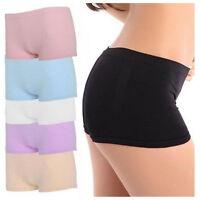 Women's Sexy Cotton Panties Seamless Underwear Natural Cotton Briefs Knicker KS