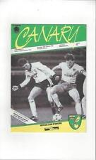 Portsmouth Away Team Division 2 Football Programmes
