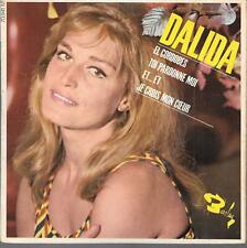 EP 4 TITRES--DALIDA--EL DORDOBES / TOI PARDONNE MOI
