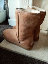 Ugg Boots Classic Chestnut Size 7.5