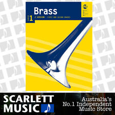 AMEB Brass Series 1 - C Version Grade 1 & 2 Book ( Grades One & Two )