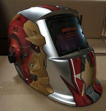 RON Solar Auto Darkening Welding & Grinding Helmet Hood Mask $$USA delivery