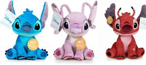 Lilo Stitch Plüschtiere Plüschfiguren - Stitch - Angel - Leroy - Auswahl 30 cm