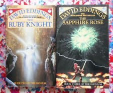 David Eddings Bundle // 2 Books (The Elenium: Books 2 & 3)