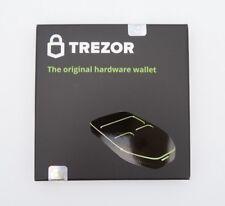 Trezor One Hardware Crypto Wallet