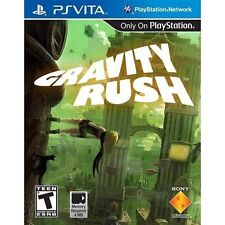 Gravity Rush [Sony PlayStation Vita PSV, Action Adventure Video Game] NEW