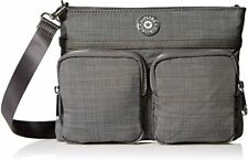 Kipling Tessa 5-In-1 Convertible Crossbody Bag,One Size- Dusty Grey Dazz. NWT