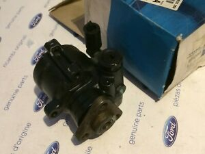 Ford Escort MK5/6/7 XR/RS2000 New Genuine Ford power steering pump