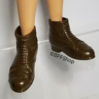 Shoes//Boots Purple Ankle strap High Heels for Mattel Barbie NEW #0391