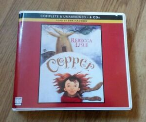 CHIVERS CHILDRENS AUDIO CD BOOK COPPER COMPLETE UNABRIDGED CHCD 768 BBC 6 CD'S