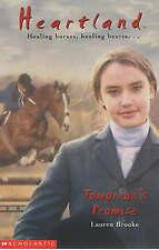Tomorrow's Promise (Heartland 10),Brooke, Lauren,Very Good Book mon0000130984