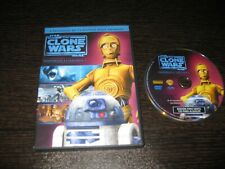 Star Wars The Clone Wars DVD Stagione 4 Volume 1