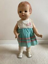 """Vintage Effanbee Composition Patsy Ann Doll 19"""""""
