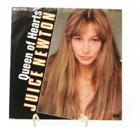 Juice Newton Queen of Hearts River of Love Electrola 1C 006 86 388 Stereo vinyl
