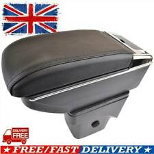 For Ford Focus 2005-2011 Duel Centre Console Armrest Storage Compartment Parts