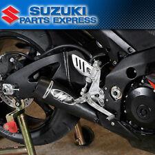 NEW 2007 2008 SUZUKI GSXR GSX-R 1000 GSXR1000 M4 BLACK GP SLIP ON EXHAUST