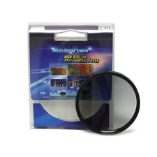 49mm CPL Circular Polarizer Lens Filter & Protector Cover for Canon Nikon Sony