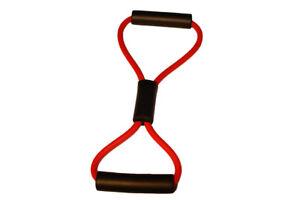 Workoutz Figure-8 Resistance Band Toner Chest Expander Posture Corrector