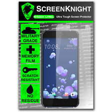 ScreenKnight HTC U11 SCREEN PROTECTOR - Military shield