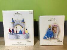 Hallmark Keepsake Ornament Disney Princess Lot