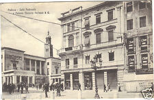 Italie - PADOVA - Caffé Pedrocchi e Palazzo Mazzola Perlasca - 1918