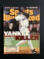 Sports Illustrated Magazine October 16, 1995 Ken Griffey Jr. Mariners Cover