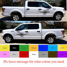 Decal Sticker Vinyl Side Stripe Kit for Ford F150 11th gen 12th generation 13th