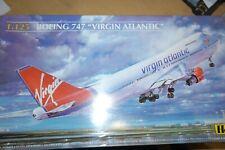 HELLER 1:125 BOEING 747 VIRGIN ATLANTIC    80470