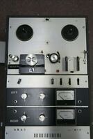 Vintage Akai Solid State Tape Recorder Model M-9 Reel to Reel Free Shipping