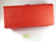 View Master Collector's Case Red For Viewer & Reels #2 - RR