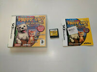 * Nintendo DS GAME * PUPPY LUV SPA AND RESORT *