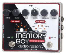 Electro Harmonix Deluxe Memory Boy-delay y vibrato