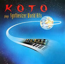 Italo Disco CD Koto plays Synthesizer World Hits