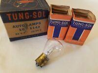 Lot of 10 GE 60A1 Miniature Lamps Bulbs Free Ship. 60V