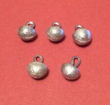 10mm bottoni mezza sfera in peltro (confezione da 5) - Rievocazione, COSTUME, STORIA DI VITA