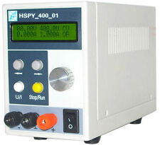 HSPY 400-01 Adjustable 400V/1A programmable DC Power Supply 220V