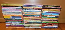 Assorted Lot of 70 Children's Chapter Books Ages 6-12 School Age