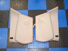 BMW E24 M6 635 L6 Rear Leather Side Panels