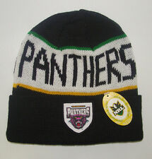 NRL PENRITH PANTHERS LICENSED RUGBY LEAGUE TEAM BEANIE BRAND NEW FREE POSTAGE