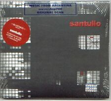 BAJOFONDO TANGO CLUB SANTULLO SEALED CD NEW 2009