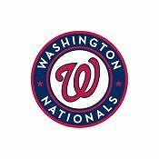 (2) Fathead Washington Nationals Quality Cornhole Decal