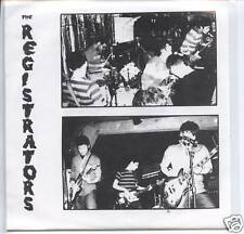 "REGISTRATORS Hate You 7"" cows jet boys guitar wolf 5678s supersnazz teengenerate"