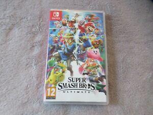 Jeux Console Nintendo Super Smash Bros Ultimate (PAL/FR)