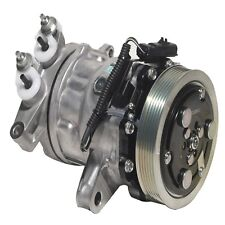 For Jeep Liberty 3.7 V6 2002-2005 A/C Compressor and Clutch Denso 471-7026