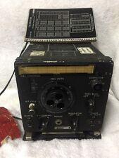 Vintage Navy Radio Crystal Calibrated LM-18 Ww2 Very Rare