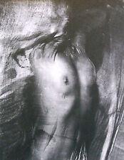 "ERWIN BLUMENFELD female nude mounted vintage repro photo print 10 x 8"" 1938 NP26"